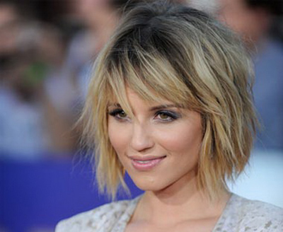 Hairstyle on The Top Spots Go To The Bob Haircut This Is Very Appropriate For Women