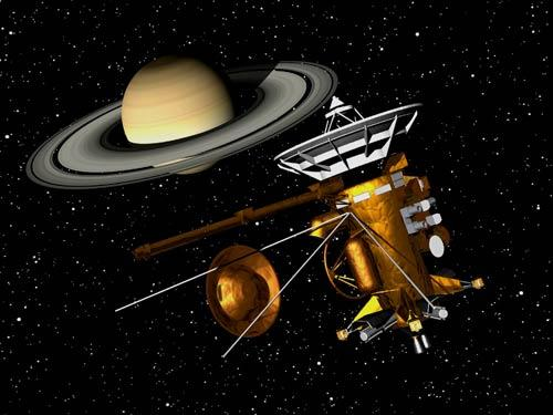 cassini space mission - photo #41