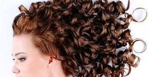 Homemade curls