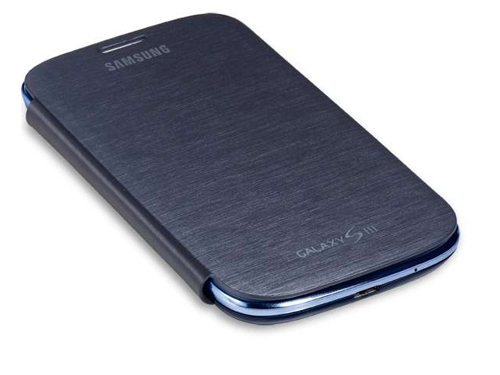 samsung has produced several covers for the new galaxy s3 but this