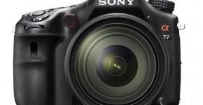 Sony SLT-A77 - DSLR