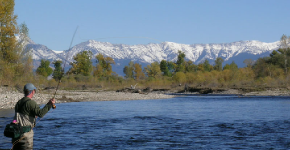 Montana – Gallatin River
