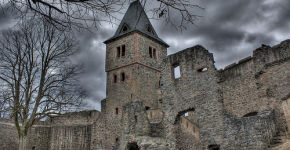 The Frankenstein Castle