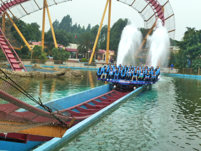 The Biggest Water Theme Parks Around The World