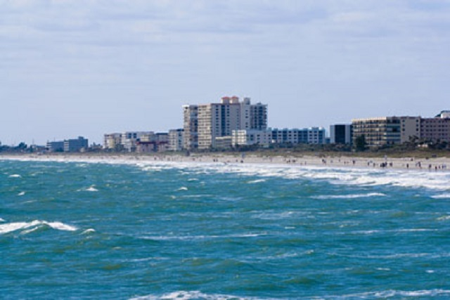 The Beaches of Brevard County-Florida