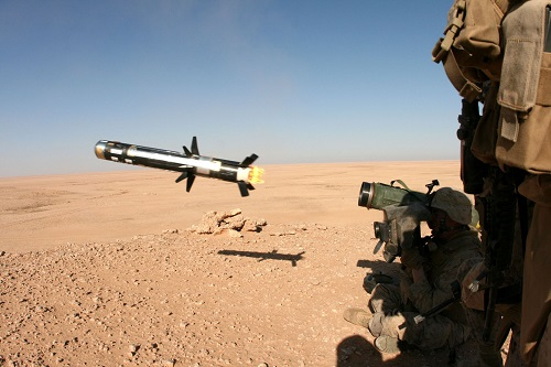 The Javelin Missile