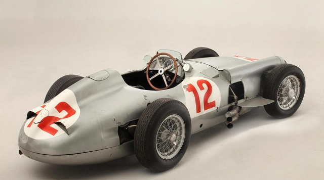 1954 Mercedes Formula 1 Race Car