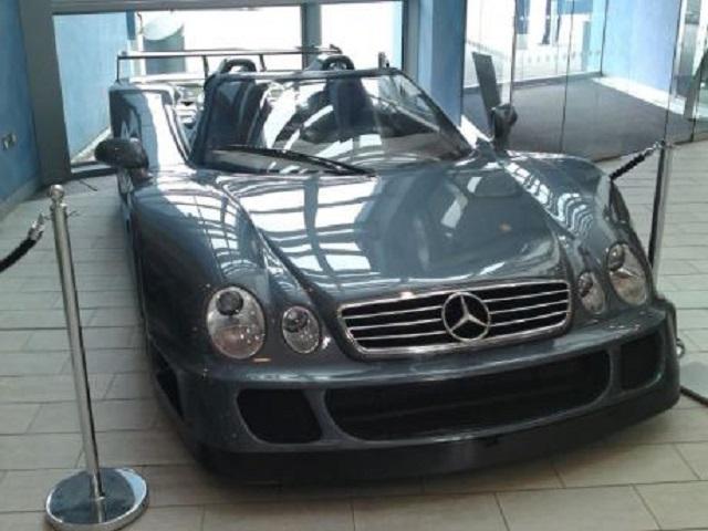 CLK GTR AMG Super Sport