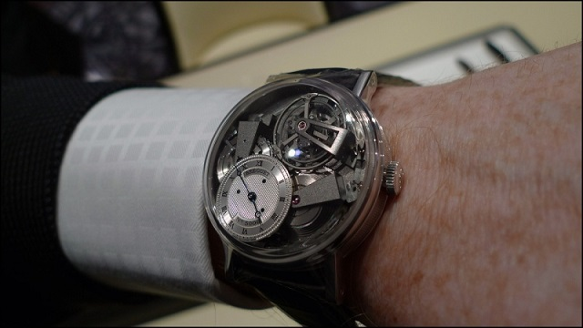 Breguet La Tradition Fusee Tourbillon